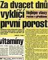 30. prosince 1992 - Blesk