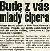24. prosince 1992 - Blesk