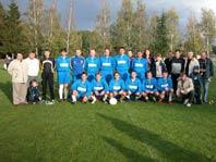 Vítězný tým Ukrajiny